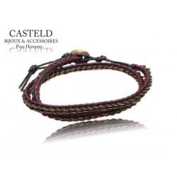 Bracelet Homme Caïman