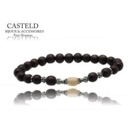 bracelet pour homme bois