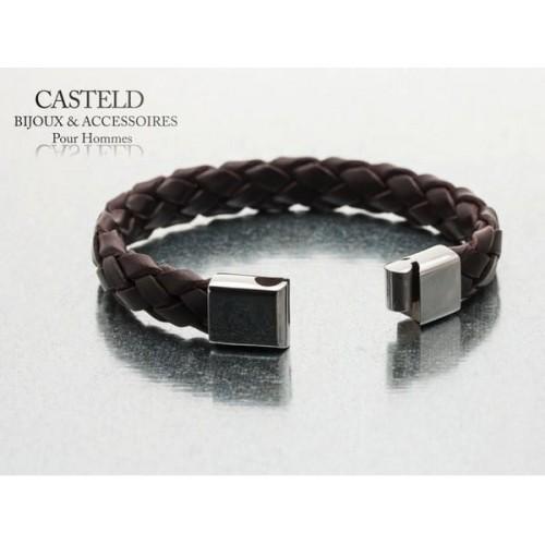 bracelet cuir hommes