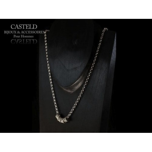 Collier Homme Cobain