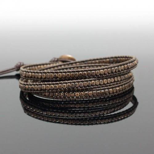 Bracelet Homme Wrap