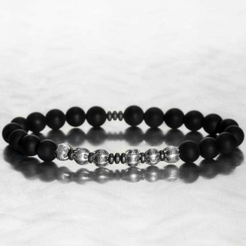 Bracelet homme Full Black