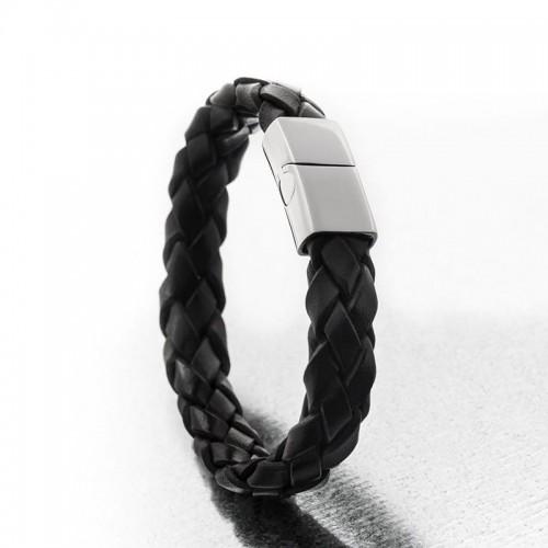Bracelet Homme Black
