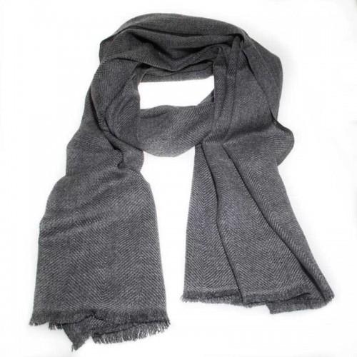 L'écharpe laine et cachemire