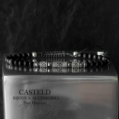 Bracelet Homme Silver