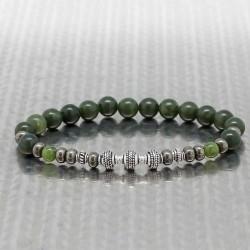 bracelet homme perle couleur