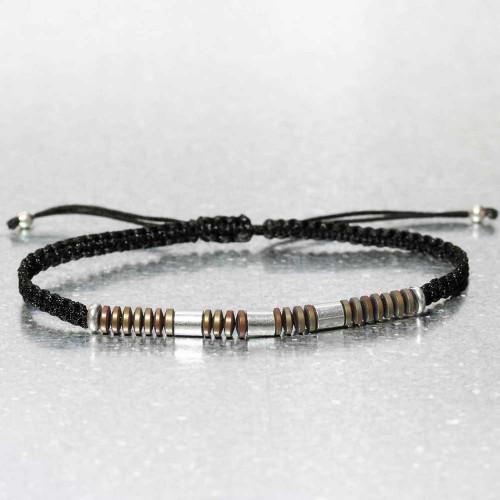 Bracelet homme corde