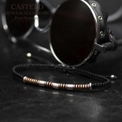 Bracelet homme perle tendance