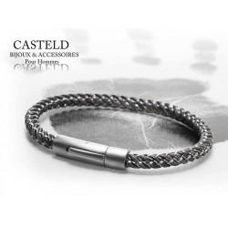 bracelet pour homme en cable