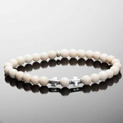 bracelet-homme-perle-blanc