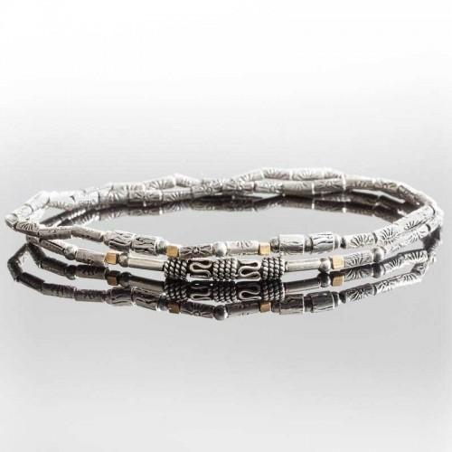 Bracelet pour homme argent
