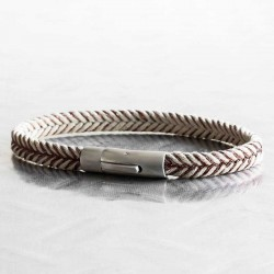 bracelet homme tendance lien
