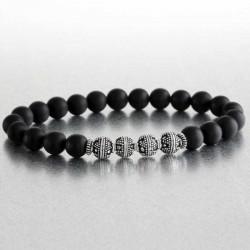 Bracelet argent marque pour homme