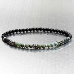 bijoux homme - bracelet perle