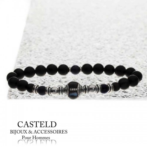 Bracelet Homme Baroud Black