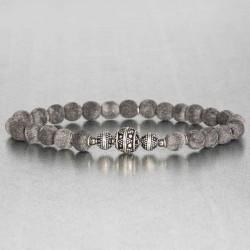 bracelet-bijoux pour homme en perles
