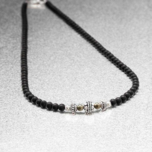 image collier homme