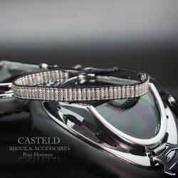 le bracelet homme luxe tendance