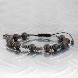 bracelet pour hommes perle luxe