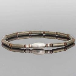 bracelet pour homme luxe en perle tendance