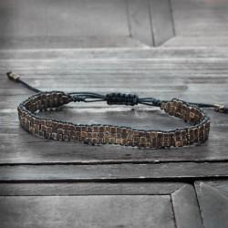 bracelet en bronze pour homme tendance