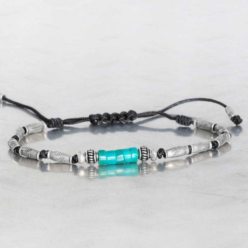 Bracelet Silver Turquoise