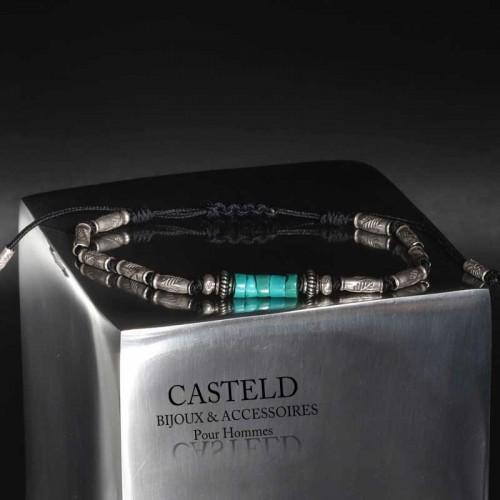 Bracelet Silver Turquoise