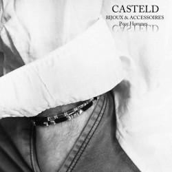 bracelet pour hommes - bijoux homme Honfleur