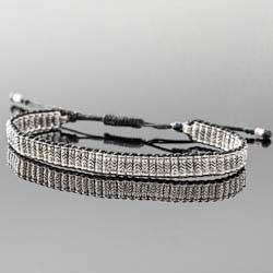 bracelet pour homme en argent