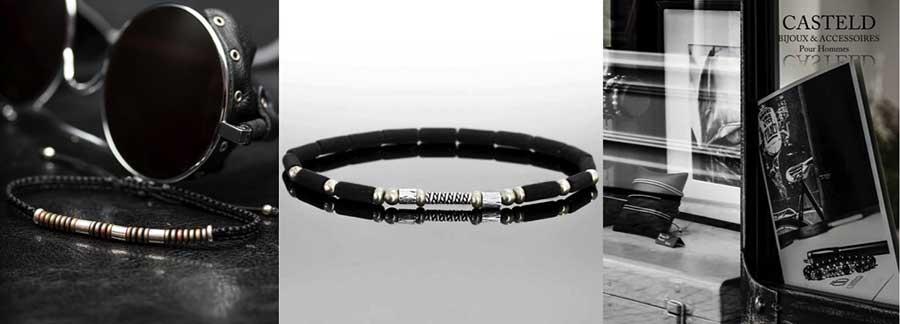 achat bracelet homme tendance