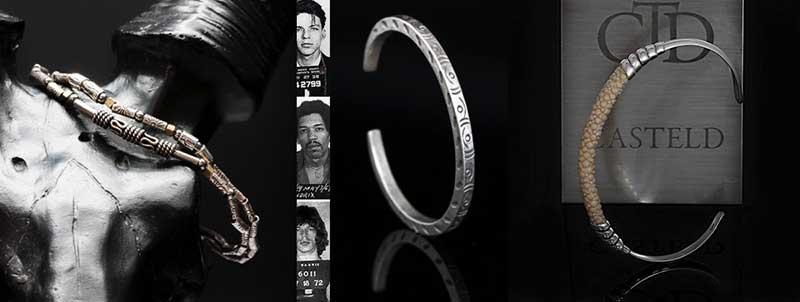 bijoux marque de luxe pour homme
