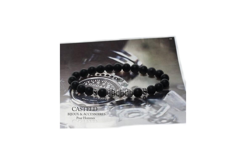 Creation de bracelet homme : Des codes masculin et modernes pour des bijoux hommes I CASTELD