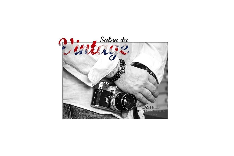 Bracelet homme sur le Salon du Vintage
