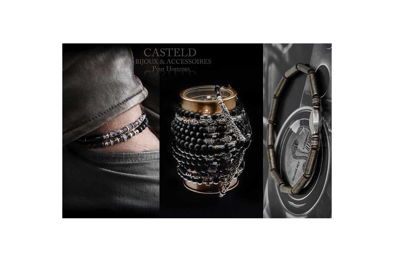 Design et style bijoux homme