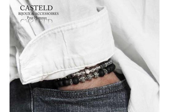 stacking bracelets pour hommes